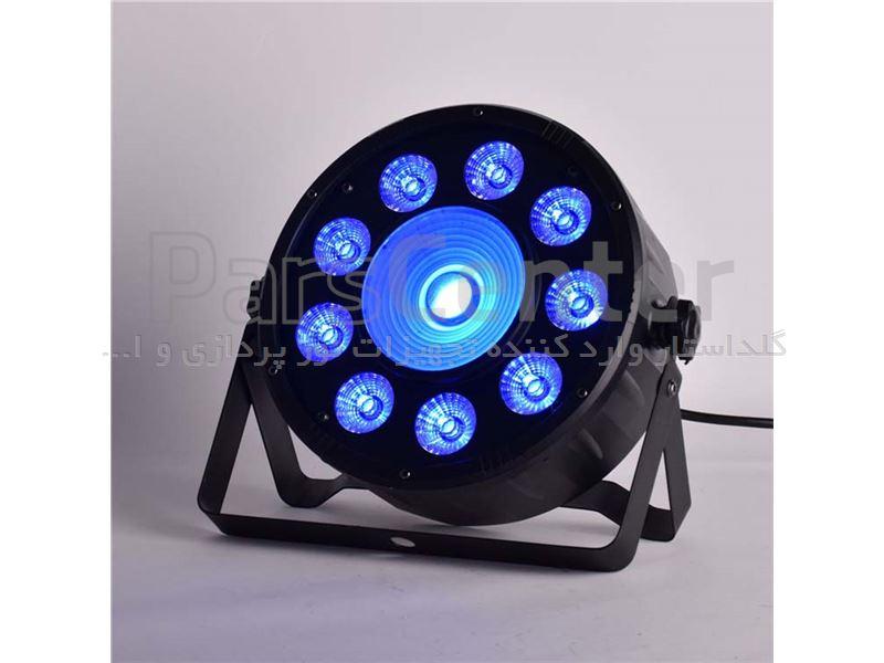 دستگاه پار LED توان 1+9 فول کالر