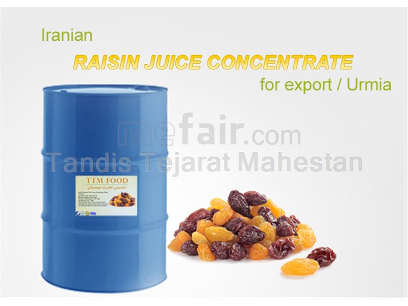 TTMFOOD Raisin Juice Concentrate