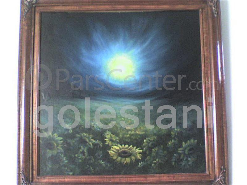 نقاشی روی درب مدرسه پارس سنتر : محصولات - نقاشی روی بوم