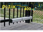 جک پارکینگی فک مدل SBS 400 فک (FAAC)