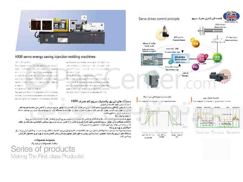 دستگاه تزریق پلاستیک (پرتوتابش)