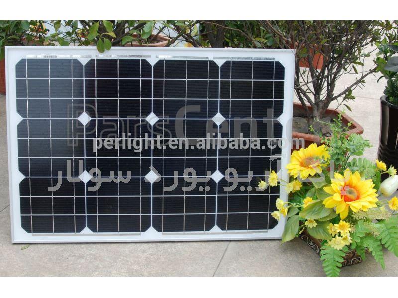 پنل خورشیدی 40وات ینگلی مدل JS 40 (series)