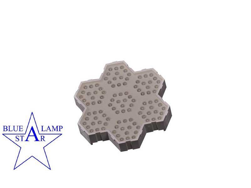 شرکت لامپهای ستاره آبی تولید کننده چراغ استخری و لامپهای ضد آب و ضد ضربه