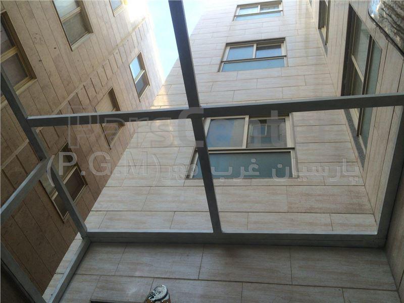 اجرای سقف کاذب حبابی پاسیو (فردوس غرب- بهار)