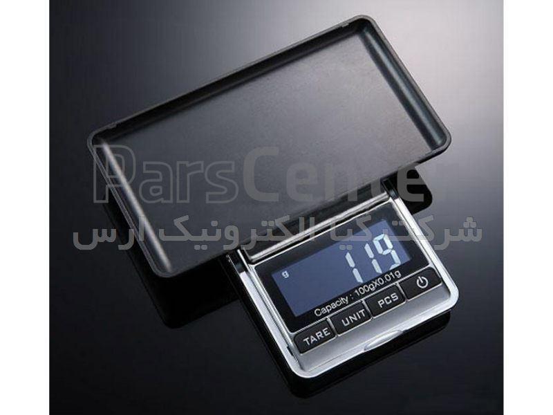 ترازوی جیبی / گرم کش 100 گرم PD
