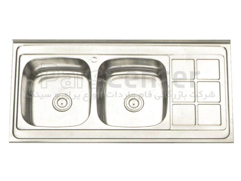 سینک ظرفشویی روکار خشتی  EAGLE