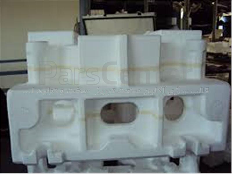 ساخت و تولید انواع قالب یونولیت و پلی استایرن
