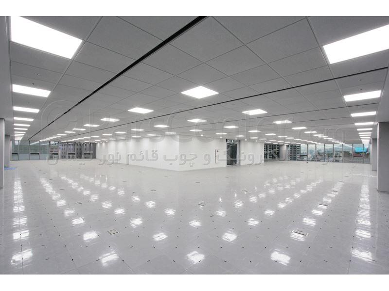 پنل های سقفی  جهت روشنایی