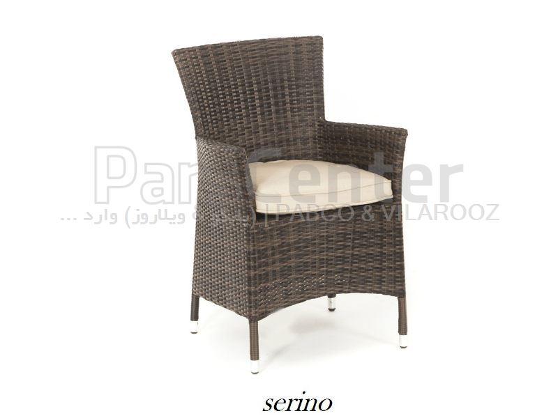 صندلی حصیری سرینو