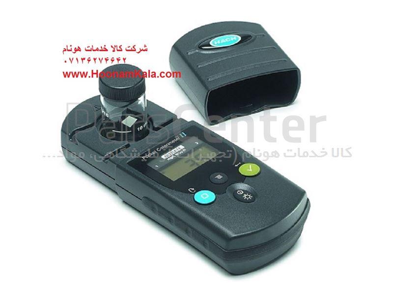 دستگاه رنگ سنجی پاکت کالریمتر 2 Pocket Colorimeter II کمپانی hach