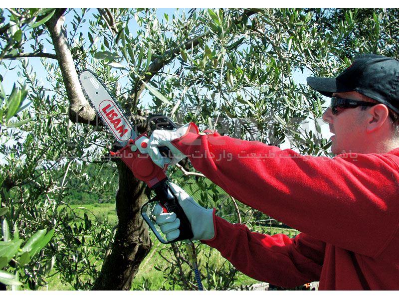 اره هرس-اره پنوماتیک باغبانی-اره هرس شاخه های درختان مدل2SP