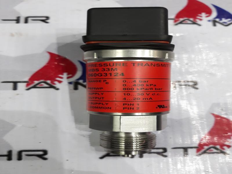 پرشر ترانسمیترDANFOSS مدل 060G2111