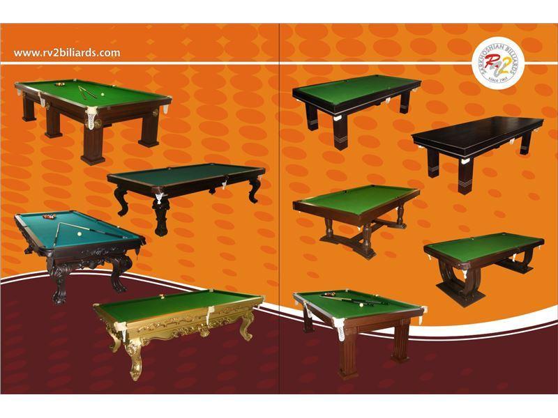 بیلیارد سرخوشیان (سال تاسیس 1344 اولین تولیدکننده میز بیلیارددر ایران)