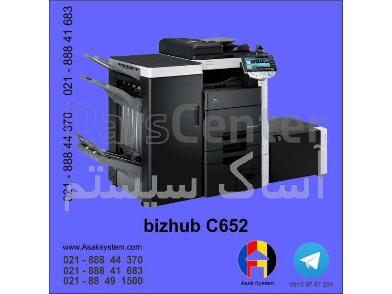 دستگاه فتوکپی رنگی کونیکا مینولتا مدل C652 - کپی Konica Minolta bizhub C652