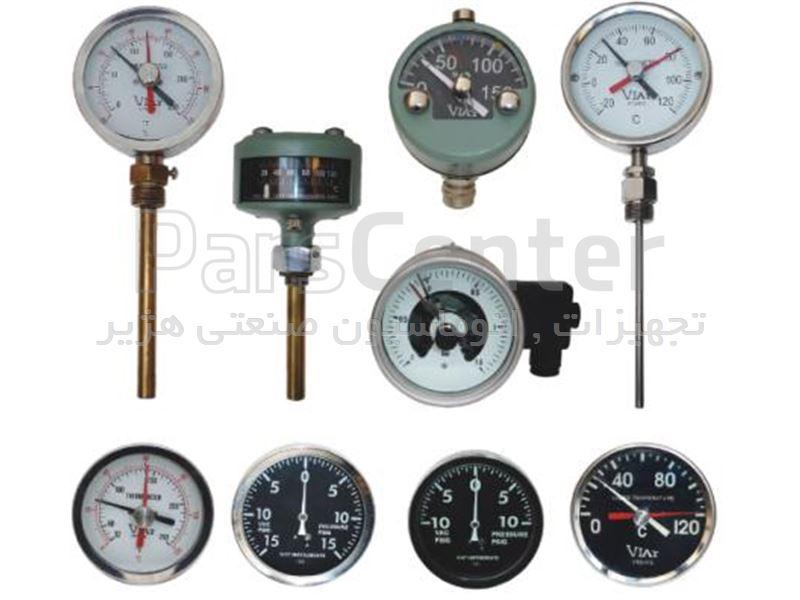فروش ترمومتر ویکا wika thermometer