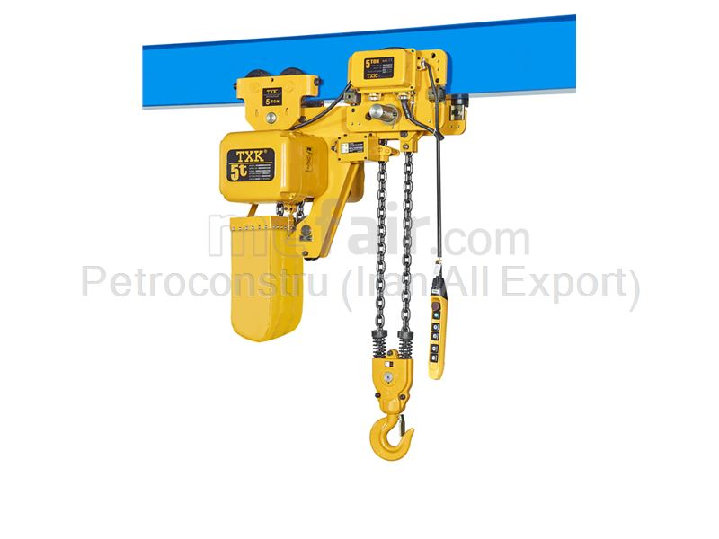 TXK ELectric Hoist 5 Ton