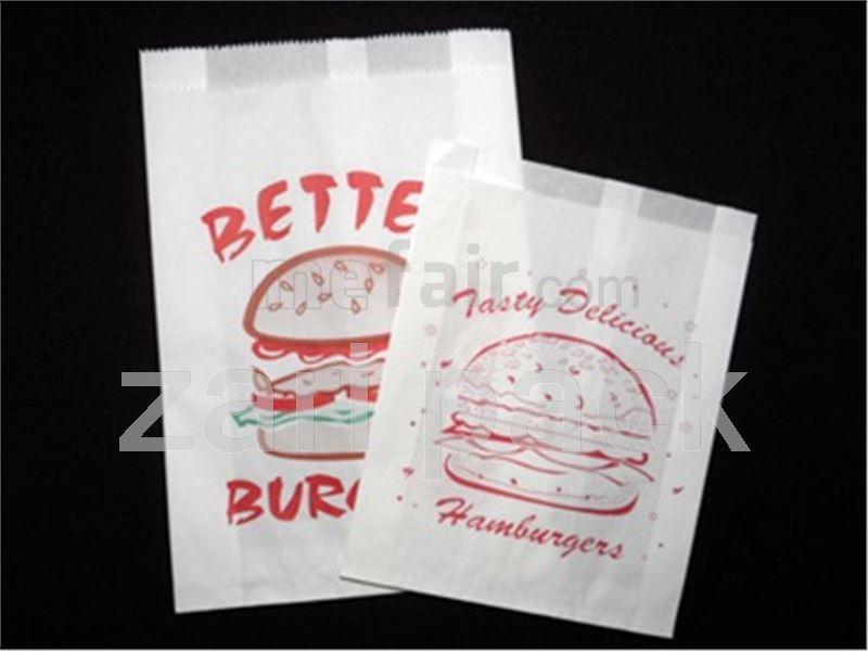 bag paper sandwich
