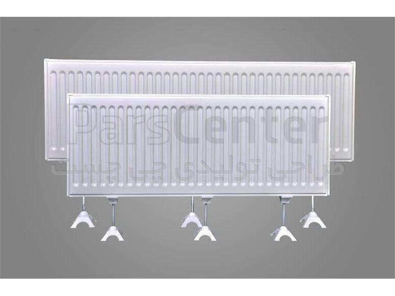 پایه تنظیمی رادیاتور پانلی گرماخیز