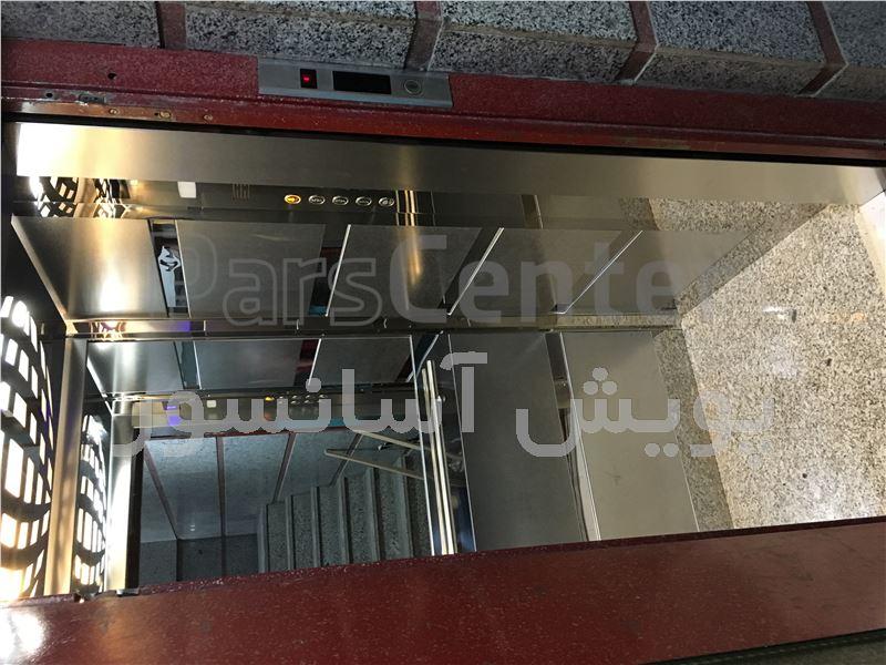 تزیینات اتاق آسانسور