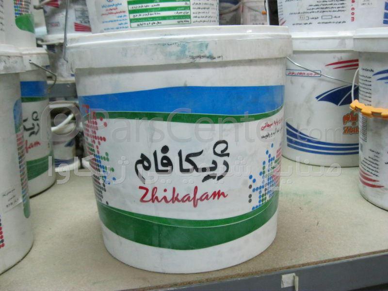 رنگ نما - ژیکافام