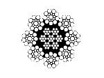 سیم بکسل آسانسوری مغزی مستقل ۱۹×۸ (8 رشته)
