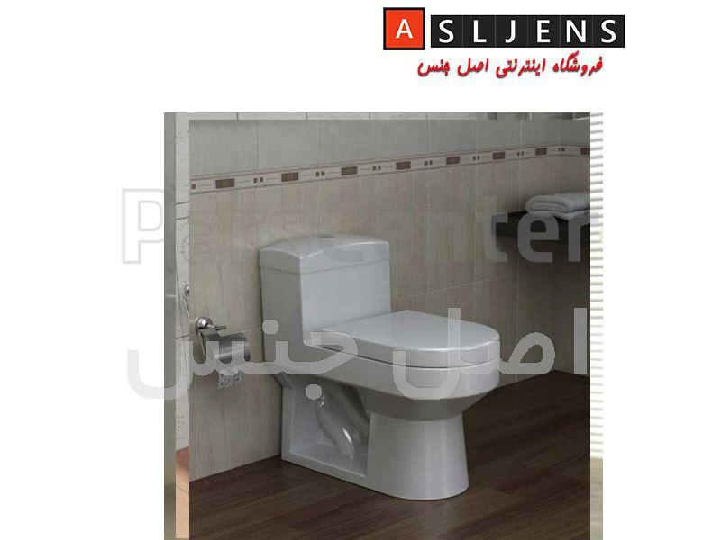 توالت فرنگی مدل هلیا  گلسار