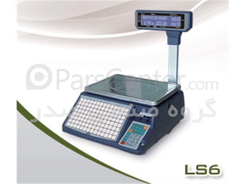 ترازو لیبل پرینتردار  LS6