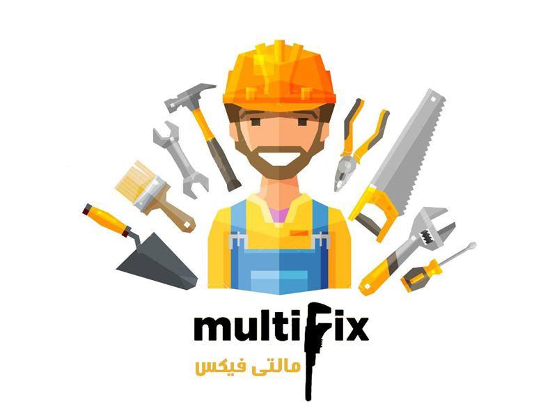 خدمات ساختمانی و بازسازی مالتی فیکس
