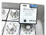 رله شیشه ای finder ایتالیا تیپ  60.12 و کد 60.12.9.024.0040