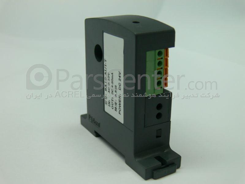 سنسور جریان 50 آمپر AC با خروجی سیگنال 10-0 ولت