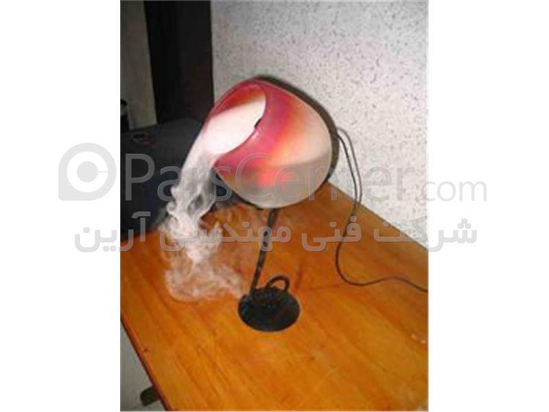 مه ساز آبنما و بخار ساز تزیینی چراغ دار