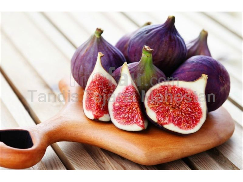 Export of fig juice concentrate to Central Asia
