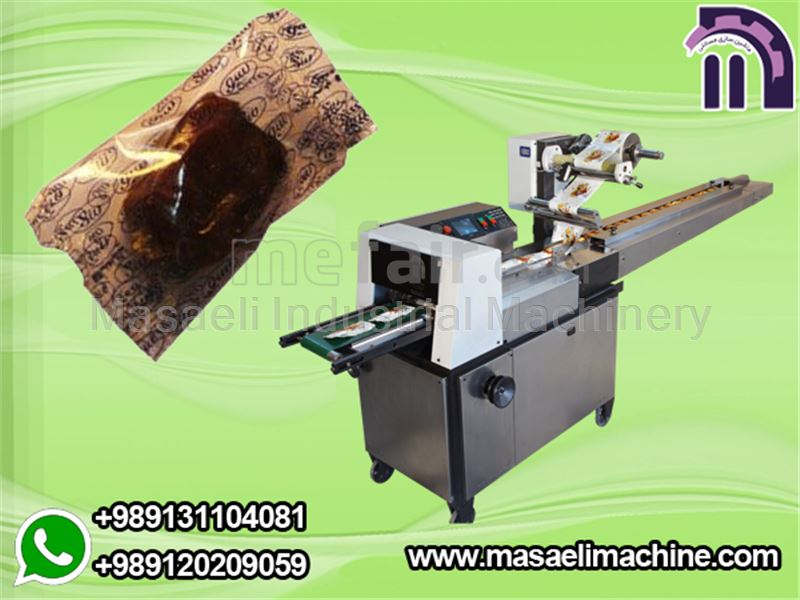 Date packing machine