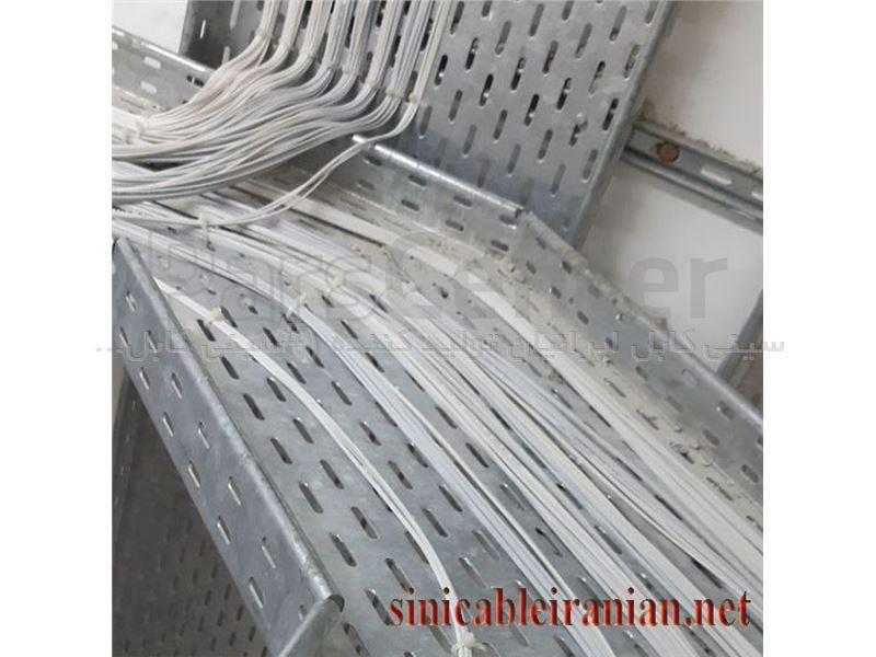 سینی کابل گالوانیزه آبکاری گرم 60 سانتی متری(سینی کابل ایرانیان)