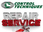 تعمیرات کنترل تکنیک Control Techniques : درایو AC و DC ، سافت استارت و سرو