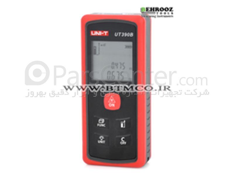 متر لیزری با قابلیت اندازه گیری تا 45 متر با لیزر