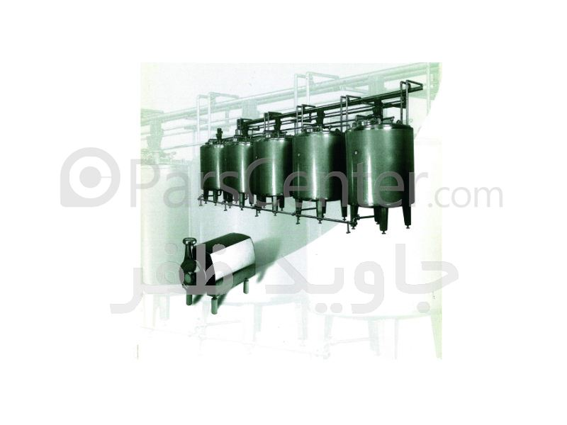 ماشین آلات فرمالسیون محصول