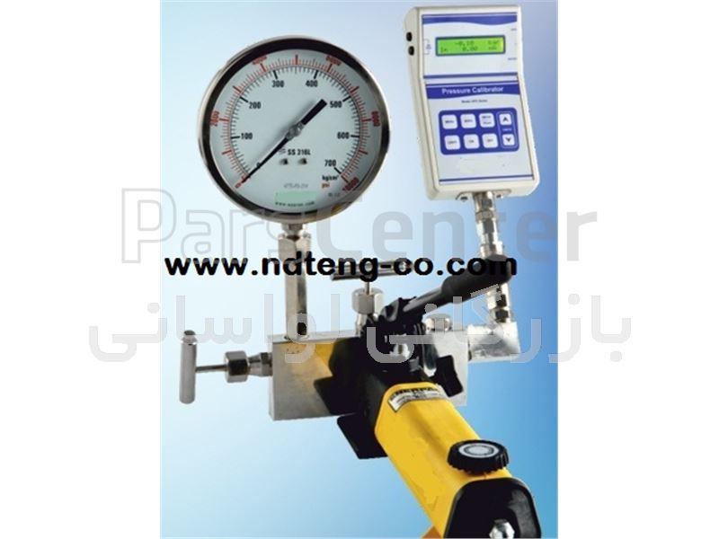 کالیبراتور فشار دستی هیدرولیک(روغنی) مدل اقتصادی