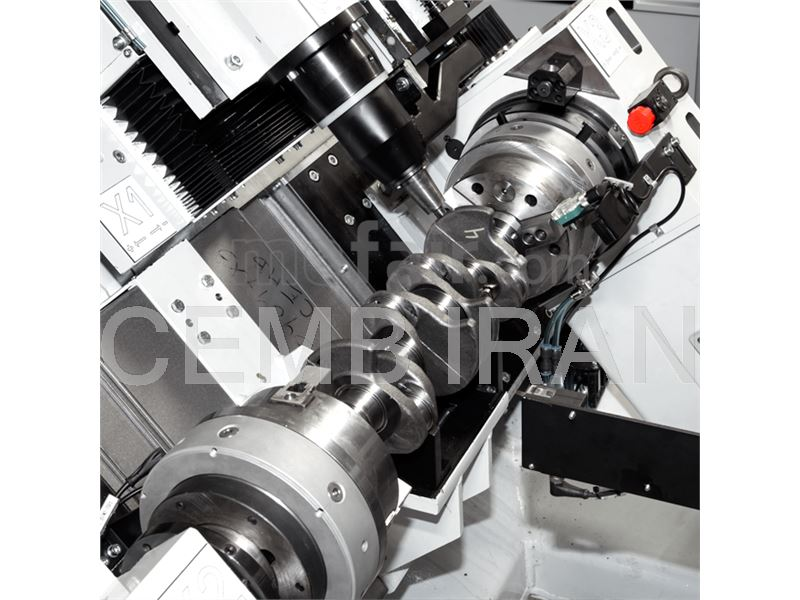Balancing Machine for Crankshafts - CEMB