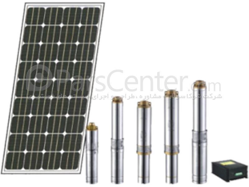 پمپ های آب خورشیدی