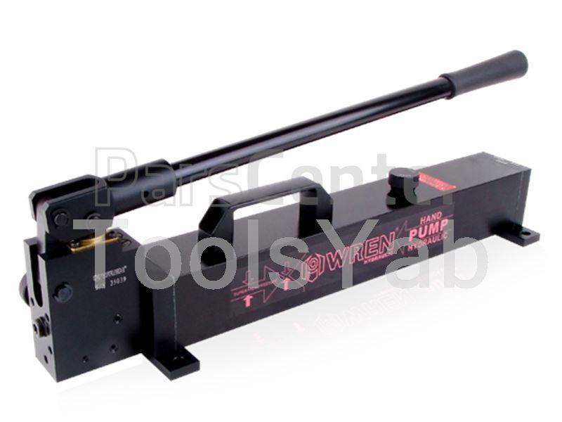 پمپ هیدرولیک دستی 700 تا 2800 بارWREN
