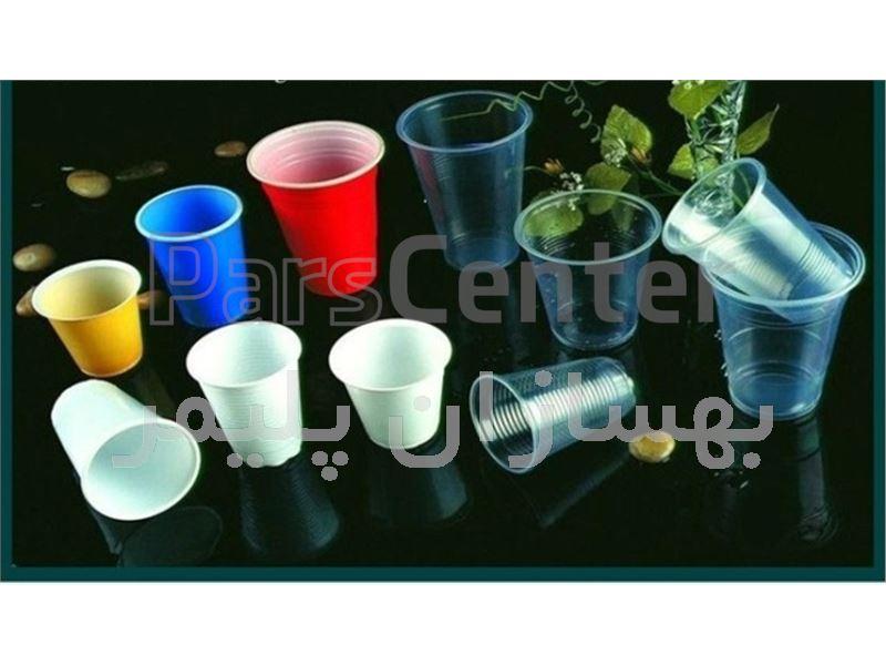خط  کامل تولید ظروف ی شامل چه دستگاههای میباشد