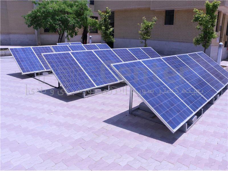 سیستمهای 5 کیلوواتی مناسب برای سرمایه گذاری مشترکین خانگی و آپارتمانهای کوچک جهت فروش به شرکت برق