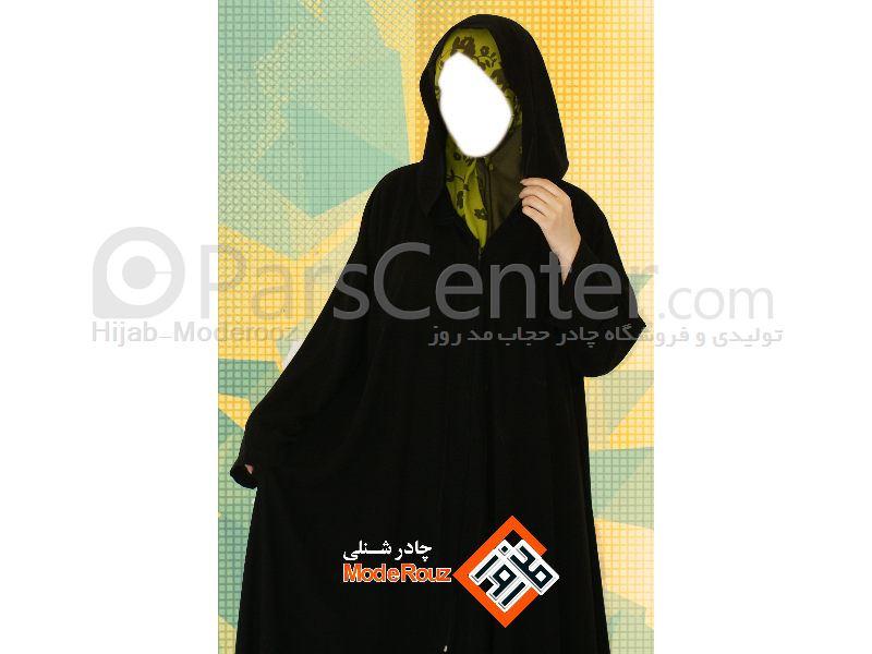 انواع لباس بچه گانه با پارچه نخی چادر کلاه دار (شنلی) - محصولات چادر در پارس سنتر