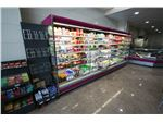 تجهیز فروشگاه زنجیره ای تارا شعبه گلشهر- یخچال و فریزر فروشگاهی