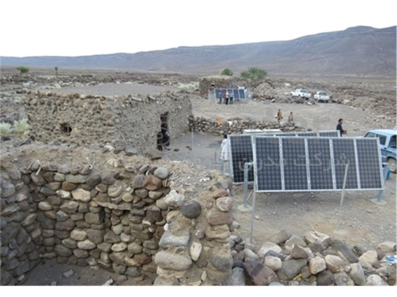 برق خورشیدی 3000 وات