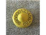 شماره گوش الکترونیکی RFID مخصوص بز - سکه ای