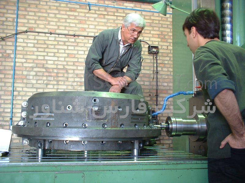 تولید قطعات صنعتی بوسیله دستگاههای سی.ان.سی - محصولات تجهیزات ...سی · تولید قطعات صنعتی بوسیله دستگاههای سی.ان.
