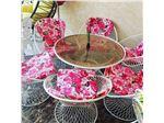 مبلمان باغی بامبو ویلایی