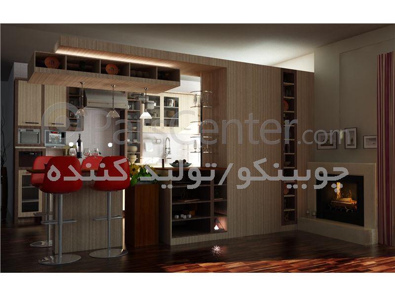کابینت آشپزخانه و مصنوعات ام دی اف کمجا چوبینکو